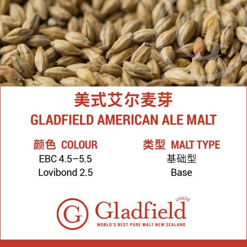 Gladfield American Ale