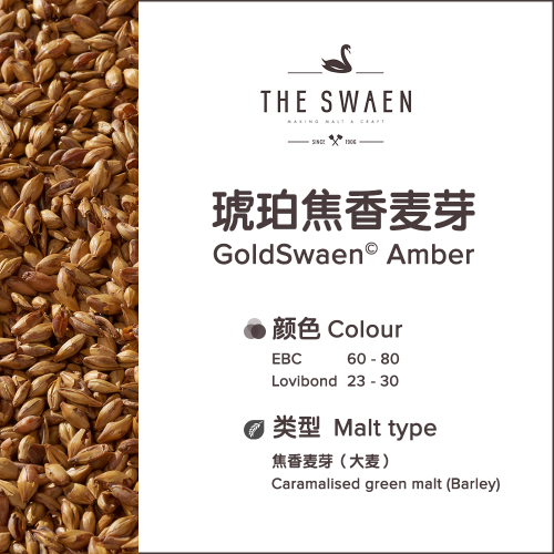GoldSwaen© Amber