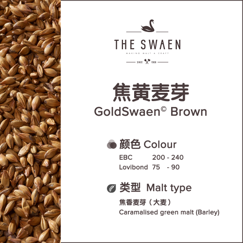 GoldSwaen© Brown