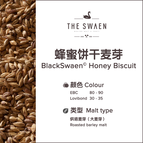 BlackSwaen© Honey Biscuit