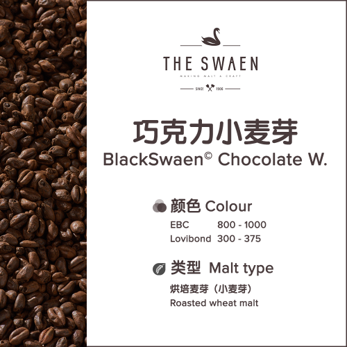 BlackSwaen© Chocolate Wheat
