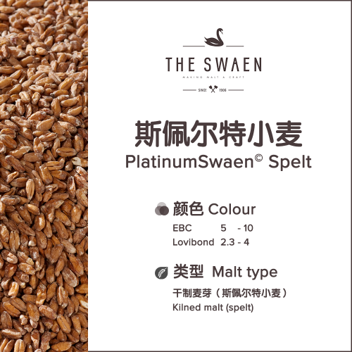 PlatinumSwaen© Spelt
