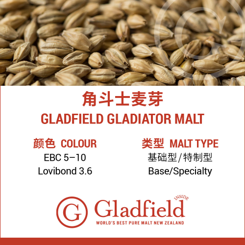 Gladfield Gladiator
