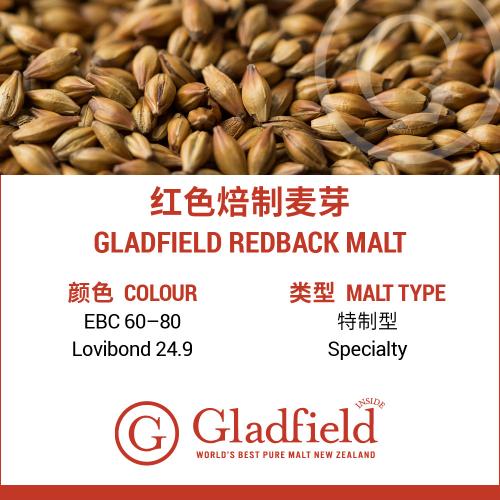 Gladfield RedBack