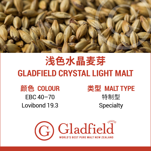 Gladfield Light Crystal
