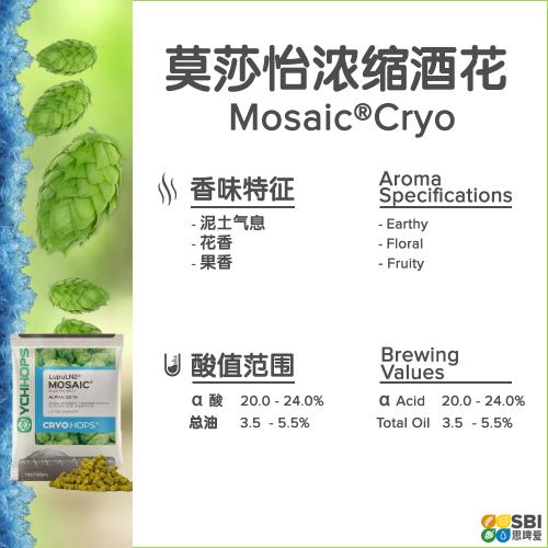 Mosaic Cryo