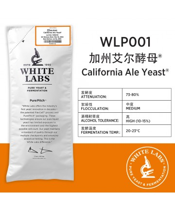 WLP001 California Ale Yeast®